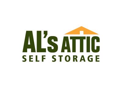 AL's Attic Main Logo