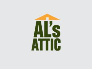 AL's Attic Self Storage Alternative logo