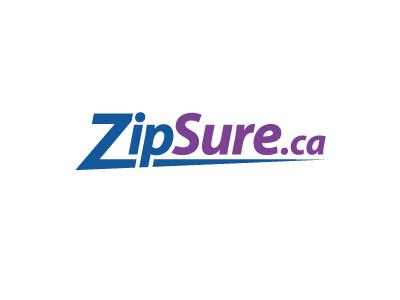 ZipSure Logo Design