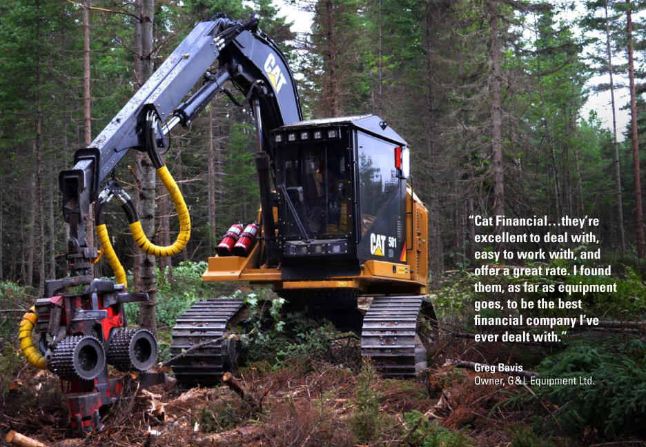 Photo of forestry machine