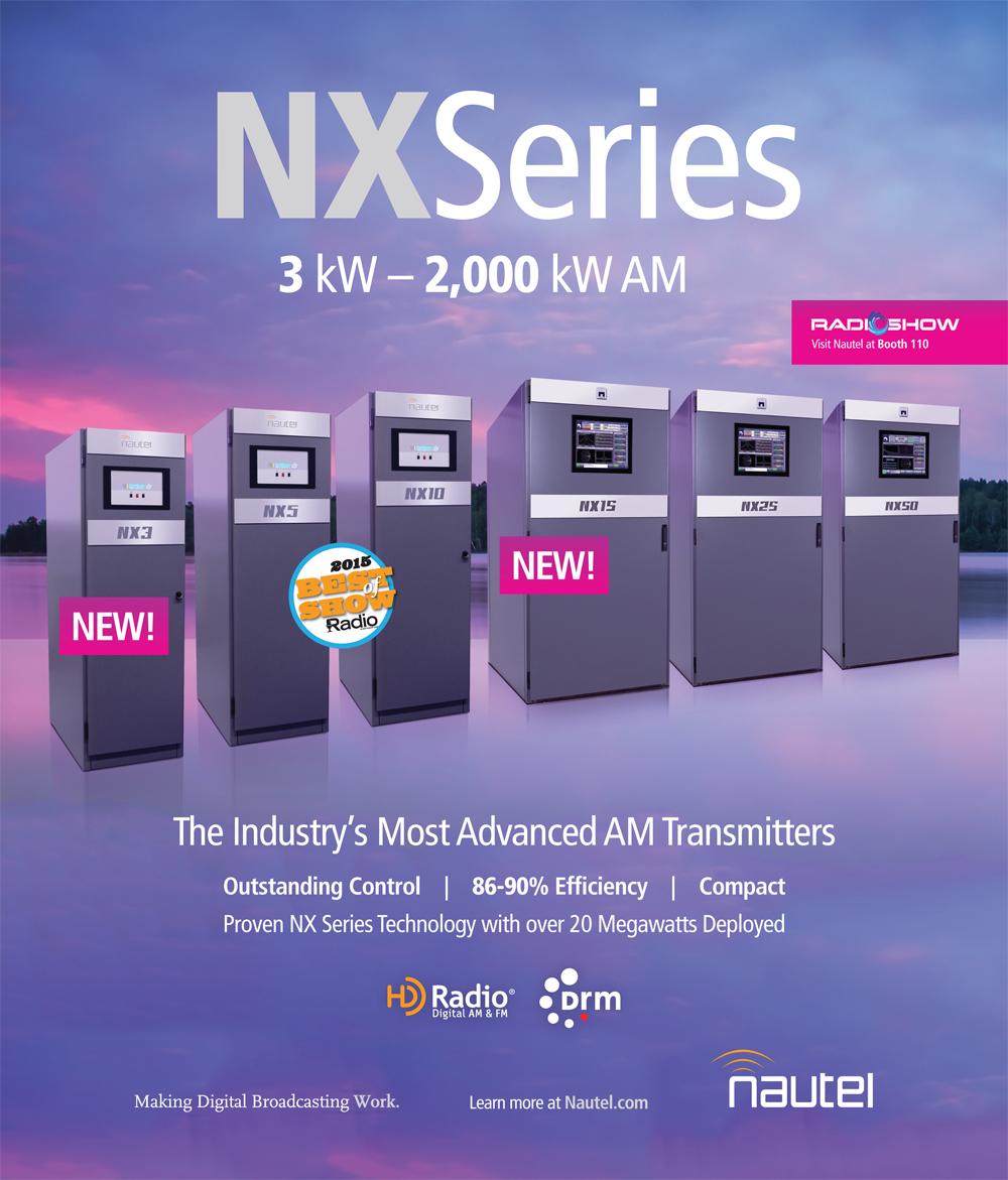 NS Series Print Ad