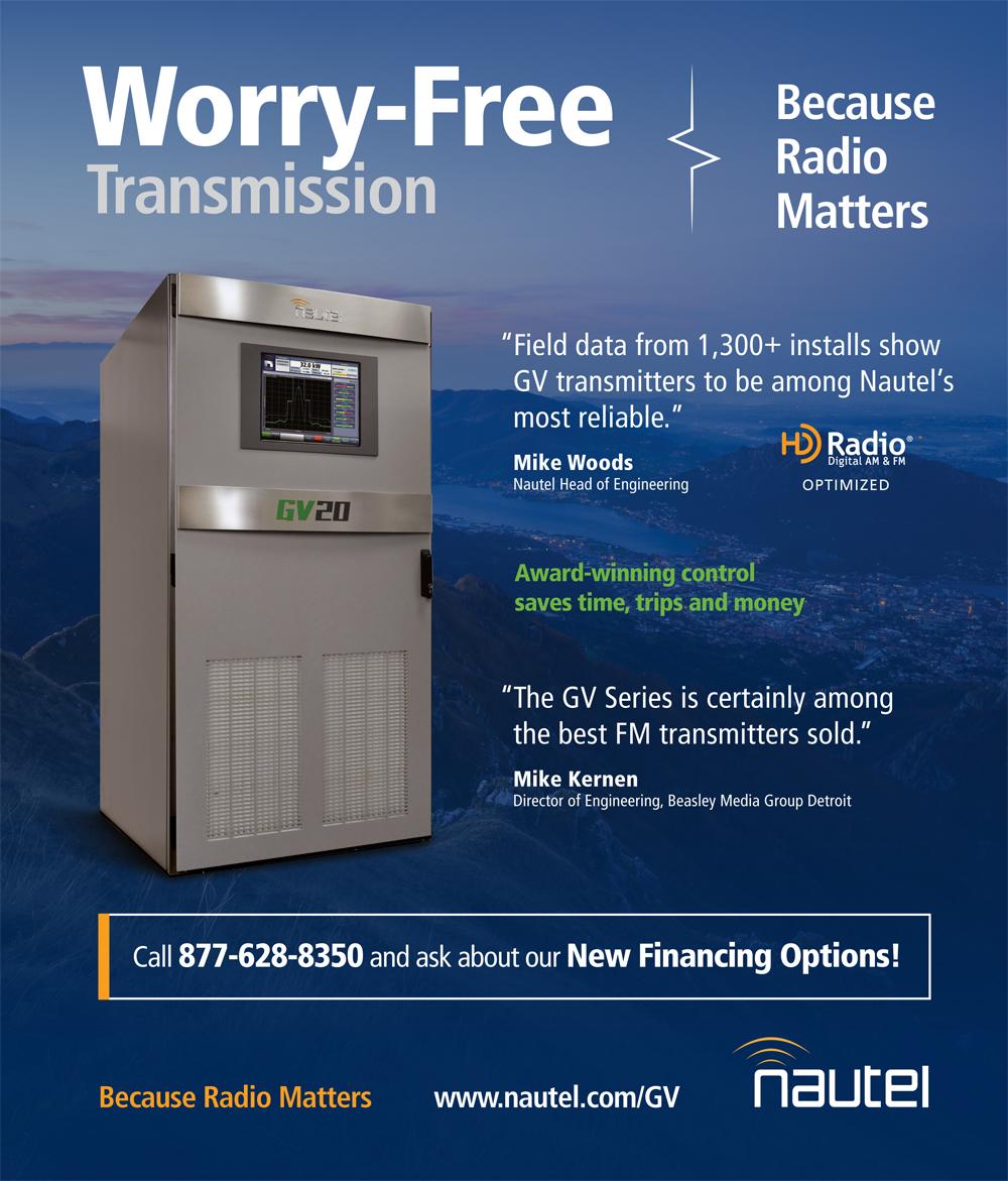 Worry Free Transmission Ad