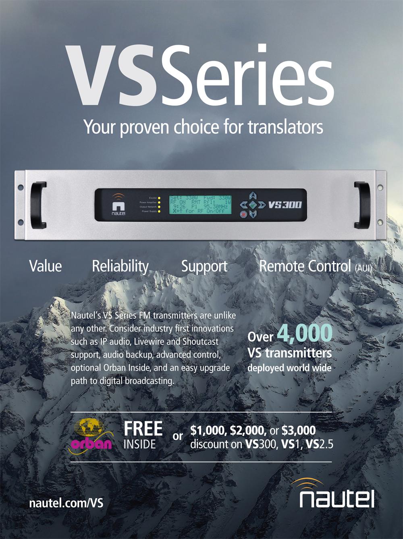 VS Series Digital eBook Ad
