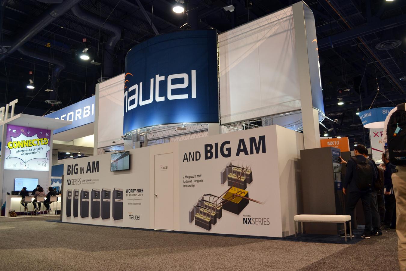 Big AM NX Series Wall