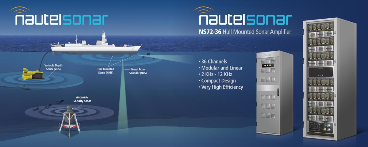 Nautel Sonar Design