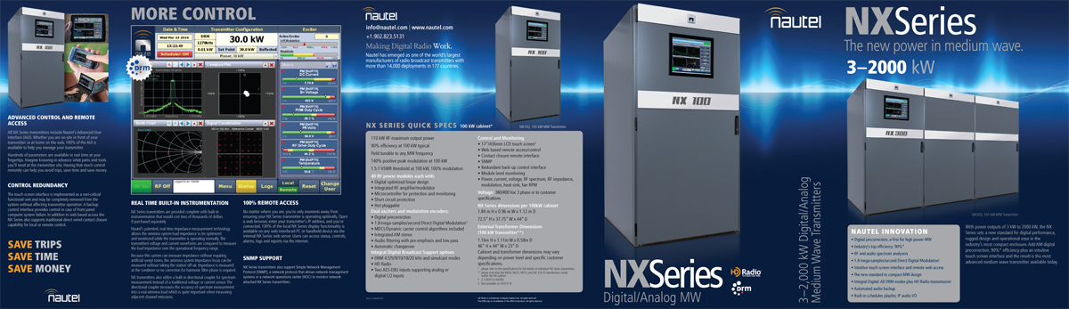 NX Series Outside Update