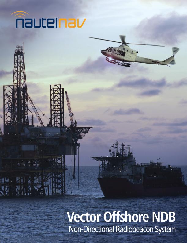 Nautel Nav Offshore Brochure Cover Update