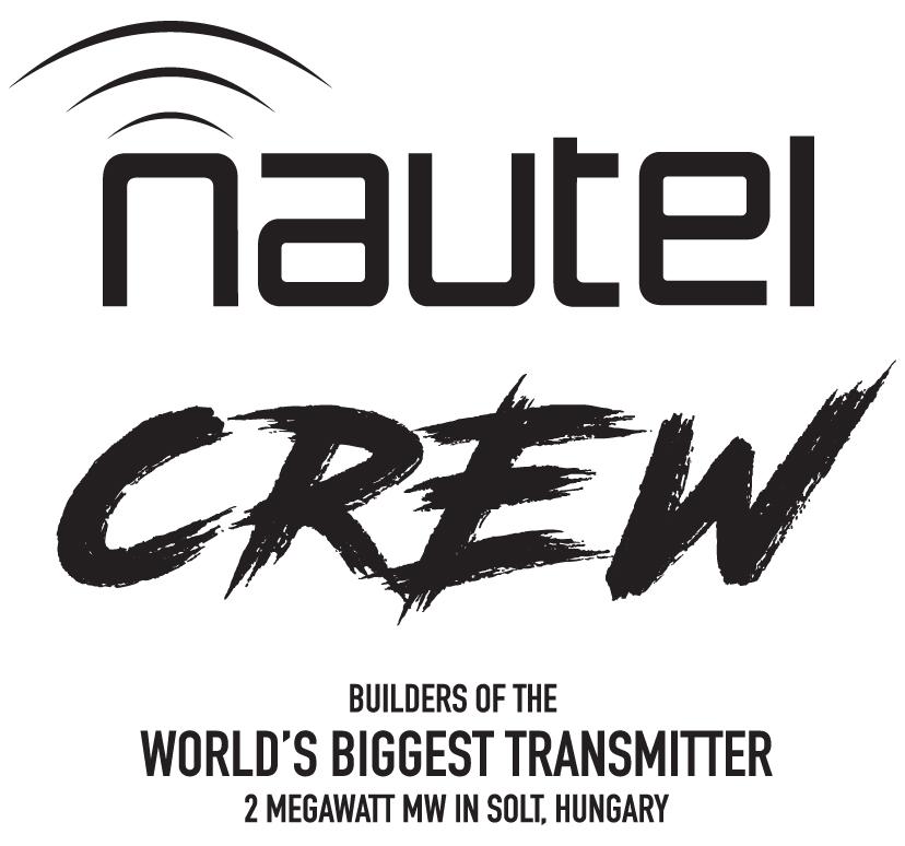 Nautel Crew T-Shirt